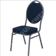 chaise empilable brillant 1
