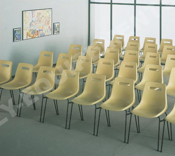 m chaise empilable campus