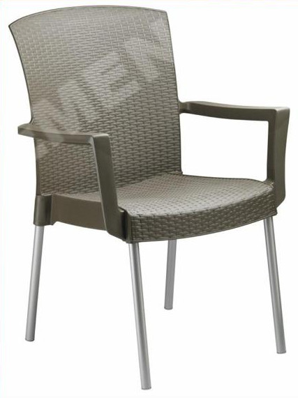 m chaise empilable detente  bas ineo