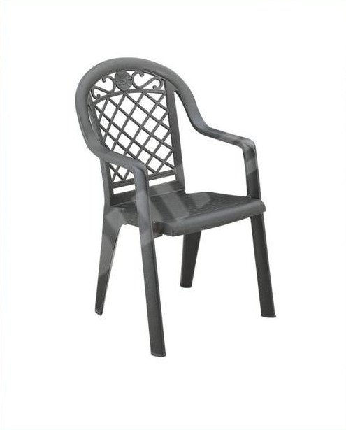 m chaise empilable jamaica
