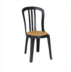 m chaise empilable miami bistrot