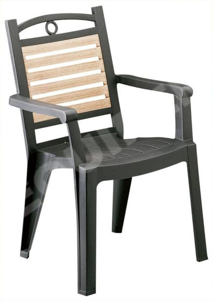 m chaise empilable winston